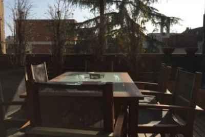 Superbe appartement avec 4 terrasses dans le quartier chic de Barcelone